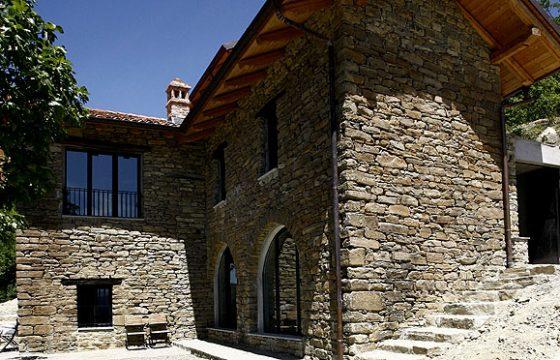 Villa dell' Orso, Roccaverano – stilfuld og rustik villa i Piemonte