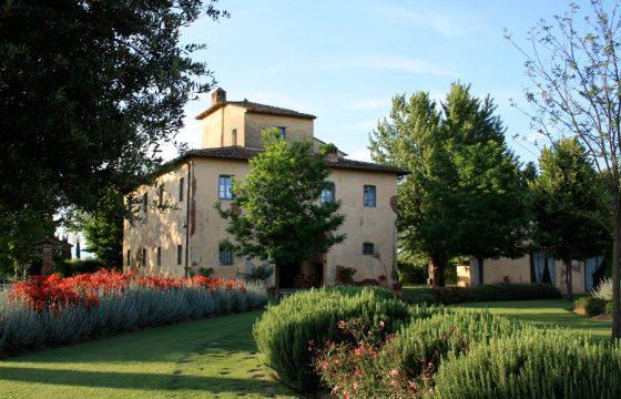 Pieve al Toppo, Arezzo – feriebolig i Toscana med dejlig restaurant