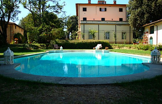 Pieve De' Pitti, Terricciola – vingård ved Pisa, Toscana