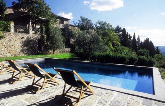 Castello di Volpaia, Radda in Chianti – unik feriebolig i Toscana