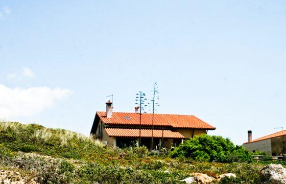 Villa ved strandkanten i San Giovanni di Sinis, Oristano