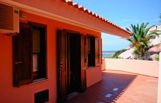 Enkle ferieboliger i Funtana Meiga med udsigt over Middelhavet