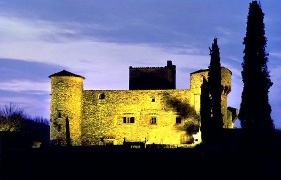Castello di Meleto, Chianti – middelalderborg for moderne riddere