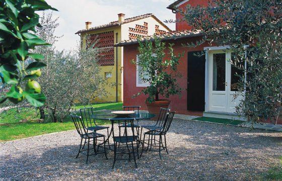 Rustik og luksuriøs villa i de fredfyldte bjerge ved Lucca