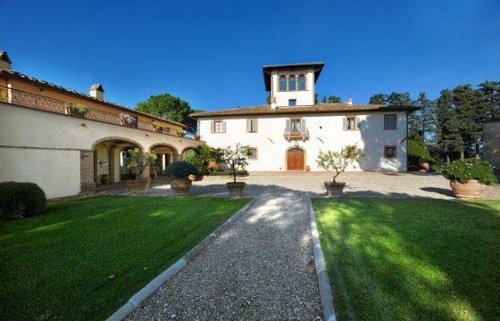 Tenuta di Sticciano – vingård i hjertet af Toscana