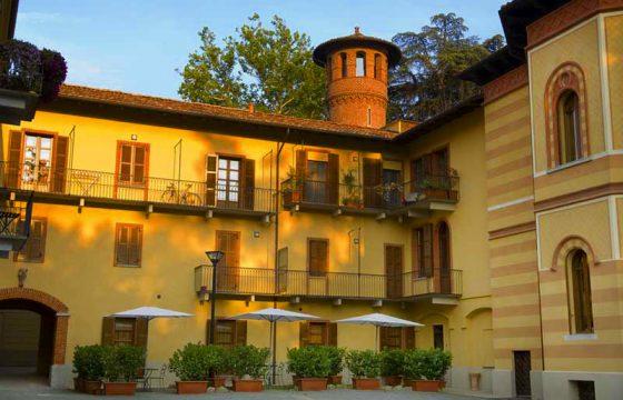 Villa Scati, Acqui Terme – byen m. termiske bade og wellness-centre