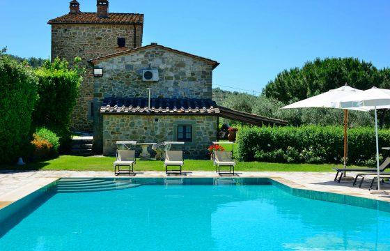 Villa Giulia – stor villa med udsigt over Trasimenosøen