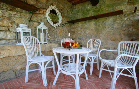 Prato, Toscana – villa i historisk bjerg-flække