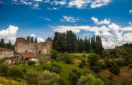 Chianti Rufina, Firenze – elegant og moderne villa
