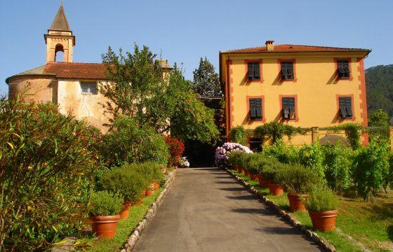 Agriturismo Villanova, Levanto – hygge i adelige omgivelser