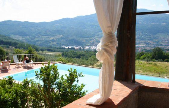 Galileo Galileis lejlighed – nu rustik feriebolig i Toscana