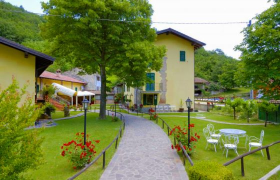 Casa Castellini, Garbagna  – bed & breakfast syd for Tortona