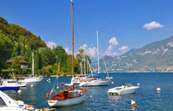 Oro, Bellano ved Comosøen – ferielejligheder med sø-kig