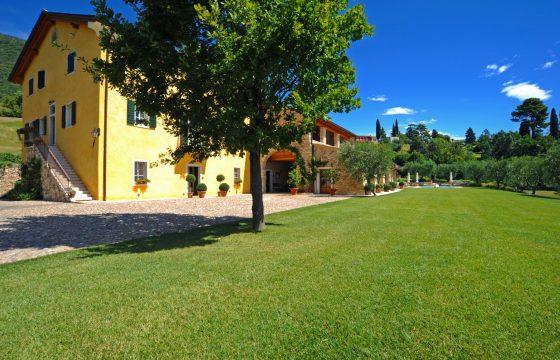 Ca' del Baldo, Caprino Veronese – agriturismo med rideskole