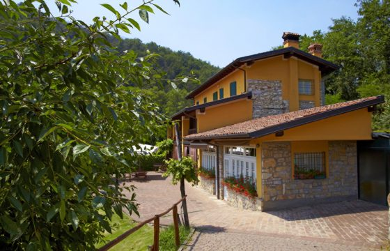 Al Rocol, Oro – ferie i Franciacorta, Brescia så man bobler af glæde