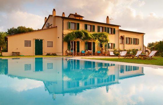 Bolgheri, Toscana – vingård en cykeltur fra Middelhavet