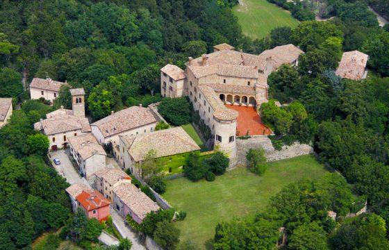 Castello di Scipione, Salsomaggiore Terme – regionens ældste slot