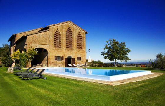Villa v. Tabiano Castello, Salsomaggiore Terme, Parma