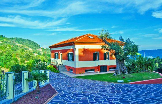 Agriturismo Residence Olivium, La Spezia – feriebolig i olivenlund