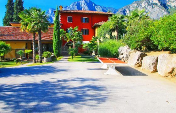 Residence Segattini – feriebolig i Varone, Riva del Garda