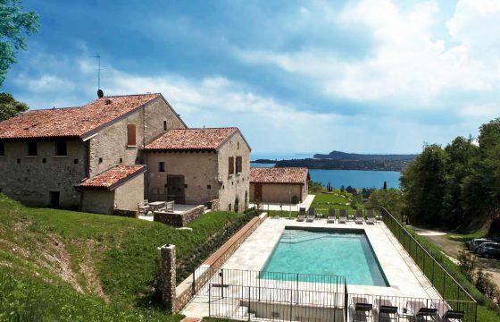 Premignaga Country House ved Gardone Riviera, Saló og Gargagno