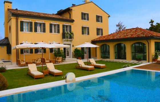 Relais d'Arfanta, Tarzo, Treviso – wellness i Venedigs bagland