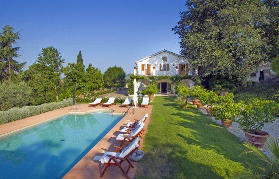 Privat villa i Ripatransone, Ascoli Piceno – ferie ved Adriaterhavet