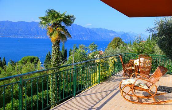 Villa Patrizia, Torri del Benaco – privat villa med eksklusiv udsigt