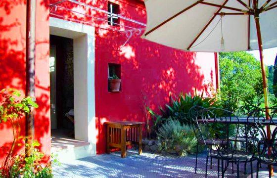 Le Murelle, Lucca – vingård ved Lucca tæt på centrum