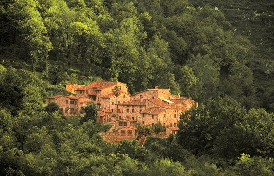 Borgo Giusto, Lucca – en forladt bjergby i Toscana vækket til live