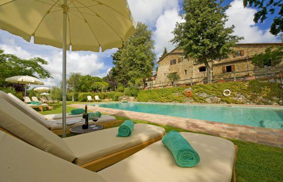Il Palagio – økologisk vingård i Panzano, Chianti Classico
