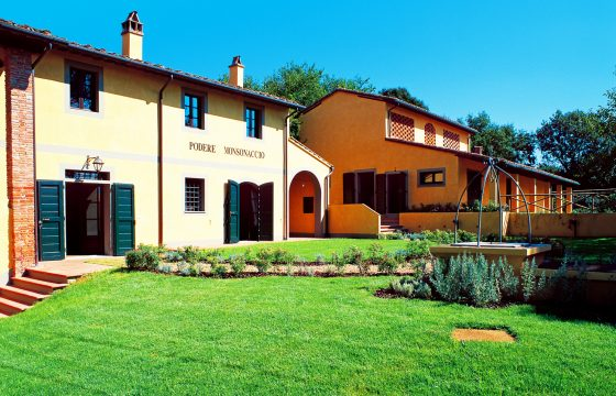 Fattoria Varramista – herregård mellem Pisa og Empoli, Firenze