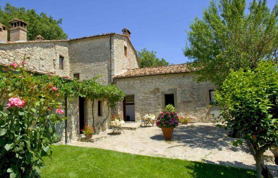 Agriturismo Querceto di Castellina – vingård i Chianti Classico