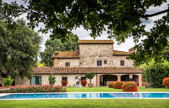 La Casa di Rodo – Medici-klanens jagthytte i Quarrata, Pistoia