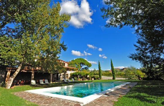 Fattoria di Corsignano – økologisk vingård ved Siena, Chianti