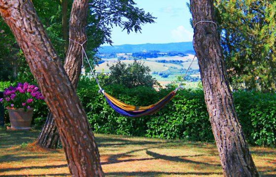 Pieve Sprenna – romantisk agriturismo syd for Siena