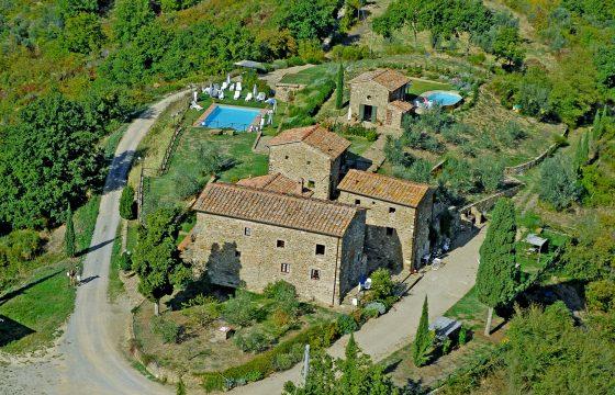 Castello di Montegonzi, Greve in Chianti – rustik og autentisk feriebolig