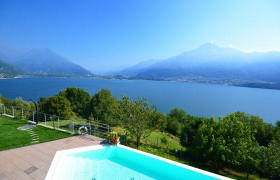 Il Giardino di Lory, Vercana ved Gravedona og Domaso, Comosøen
