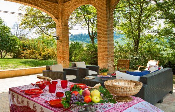 Privat villa med pool ved Salsomaggiore Terme, Parma