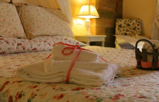 Lucca: Luksus bed & breakfast ved det antikke tårn Torri Guinigi