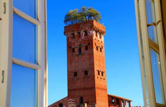Luksuslejlighed i Lucca centrum