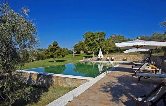 Stor villa med stor pool – Pienza og Montepulciano, Val d'Orcia