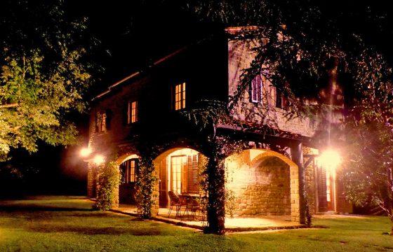 Villa ai Cedri, Cortona i Val di Chiana mellem Montepulciano og Arezzo