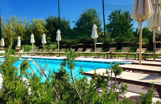 Peschiara del Garda, Gardasøen – Corte Paradiso: feriebolig ved golfbane nær Verona