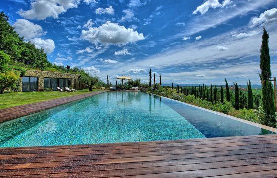 Eksklusiv feriebolig i Toscana – luksusvilla i San Gimignano