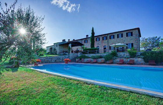 Fattoria Fibbiano, Toscana – vingård mellem Volterra og Pisa