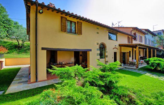 Firenze og Arezzo: familieferie i privat feriebolig i Toscana
