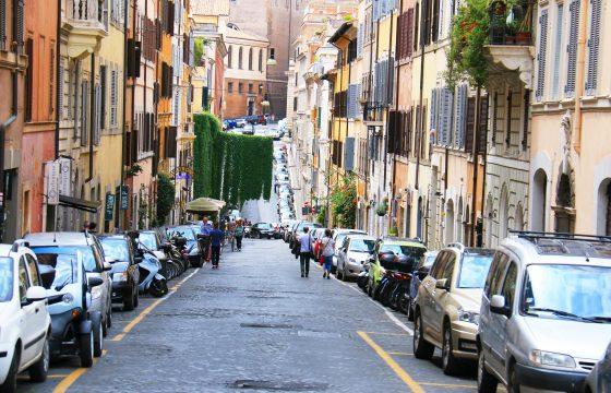 Rom, Colosseum: luksuslejlighed med eksklusiv beliggenhed