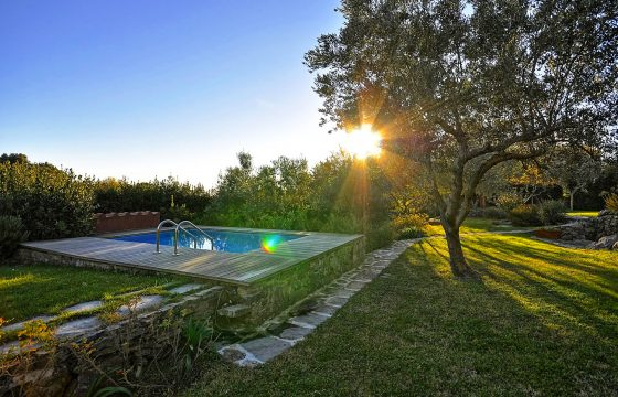 Middelhavet, Ligurien: lille villa m. privat pool i Montemarcello
