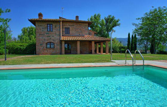Vinci, Firenze: eksklusiv, privat feriebolig i Toscana med pool